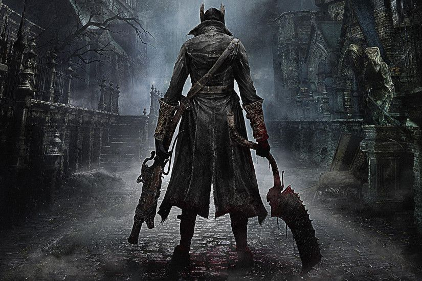 Bloodborne Game New HD Wallpapers ...