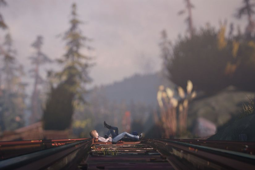 "Life Is Strange ""Tomorrow Never Comes"" [2560x1080] ..."