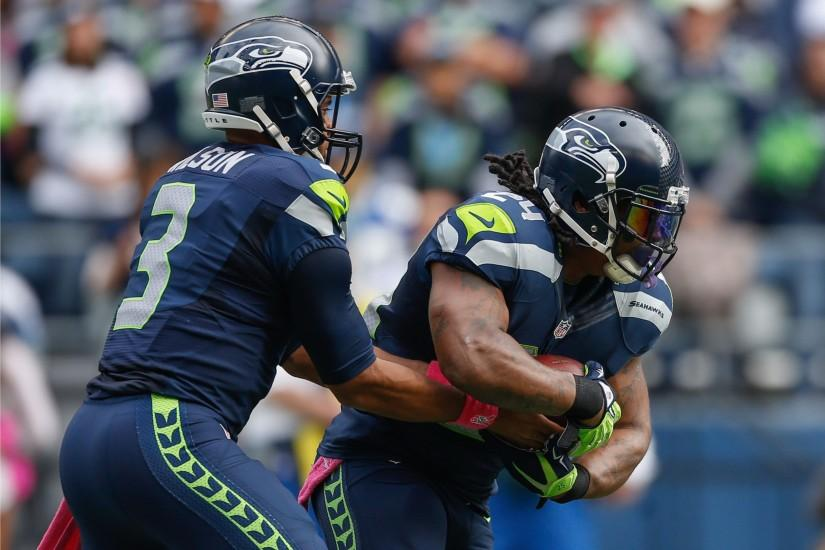 Marshawn Lynch and 2016 Russell Wilson 4K Wallpapers | Free 4K .