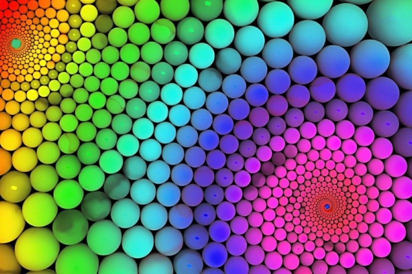 Colorful Moving Illusions - wallpaper.