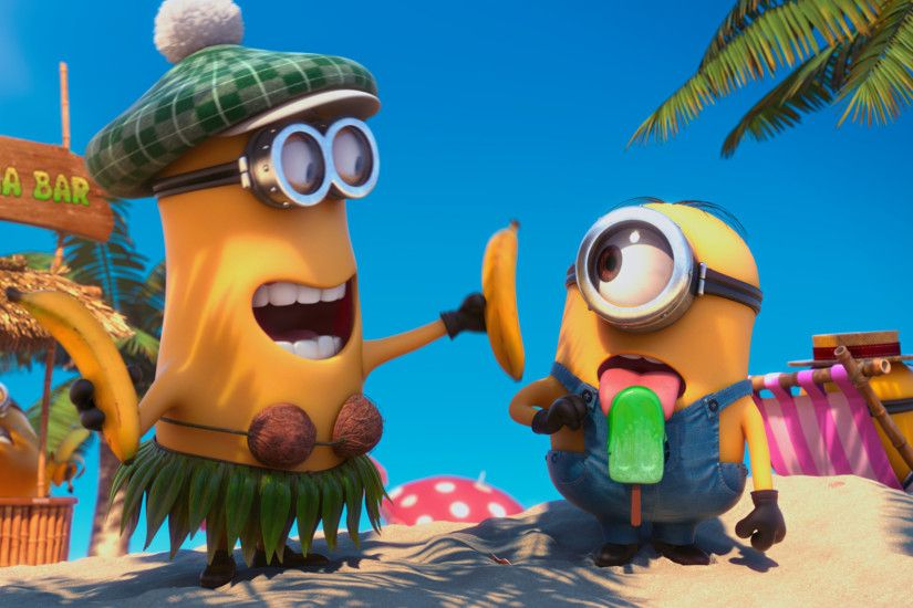 Despicable Me 2 · HD Wallpaper | Background ID:494031