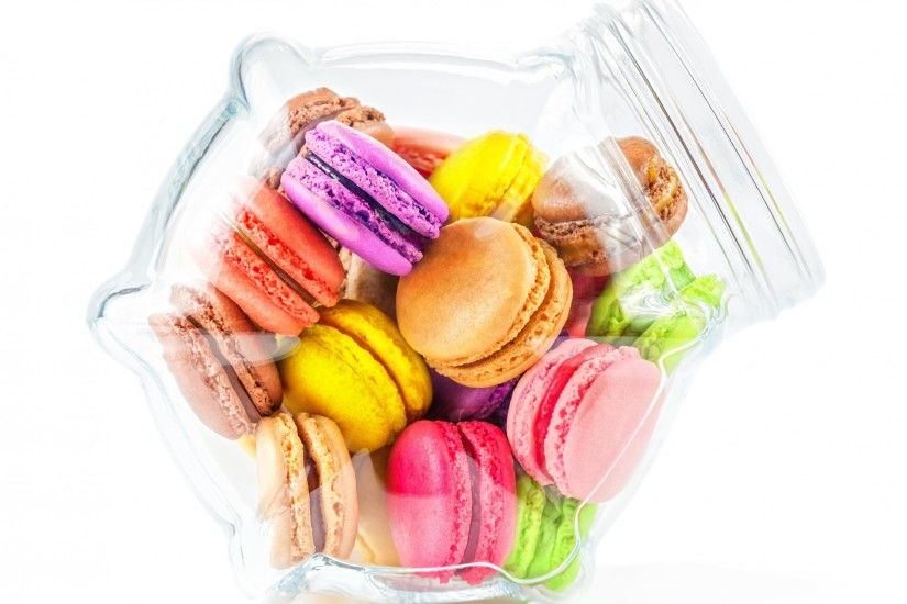 Lifestyle / French macarons Wallpaper