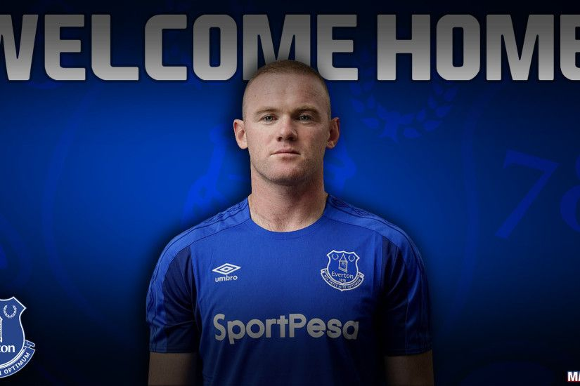 ... WAYNE ROONEY - EVERTON - WALLPAPER by MannyHD29