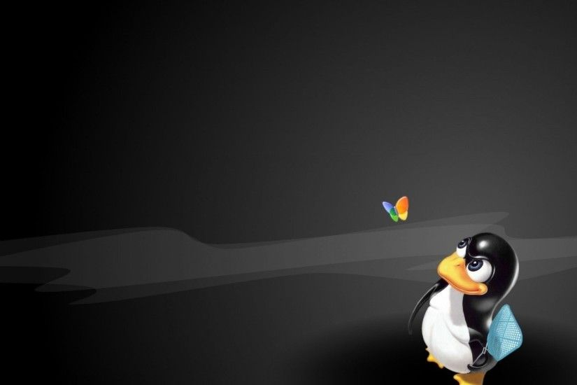 cool linux wallpaper