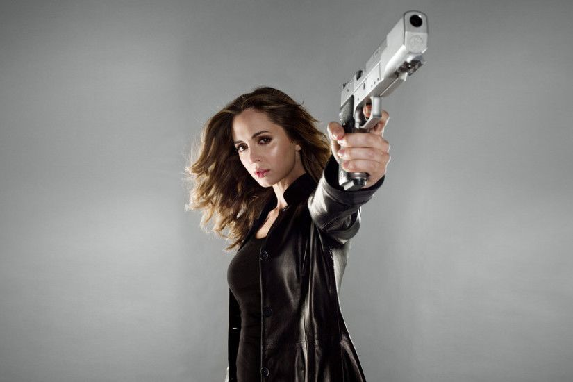 Celebrity - Eliza Dushku Dushku Celebrity Beautiful Woman Wallpaper