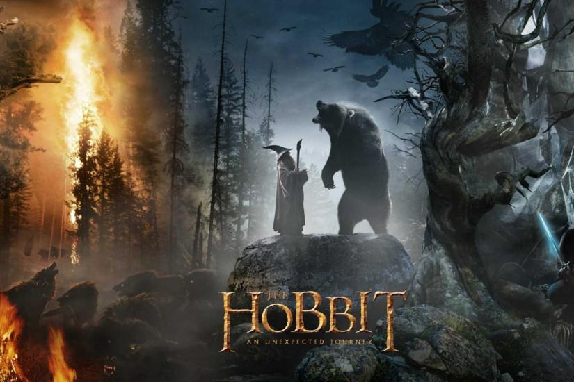 The Hobbit 2012 Movie Wallpaper. HD 1080p | HD Wallpapers Desktop