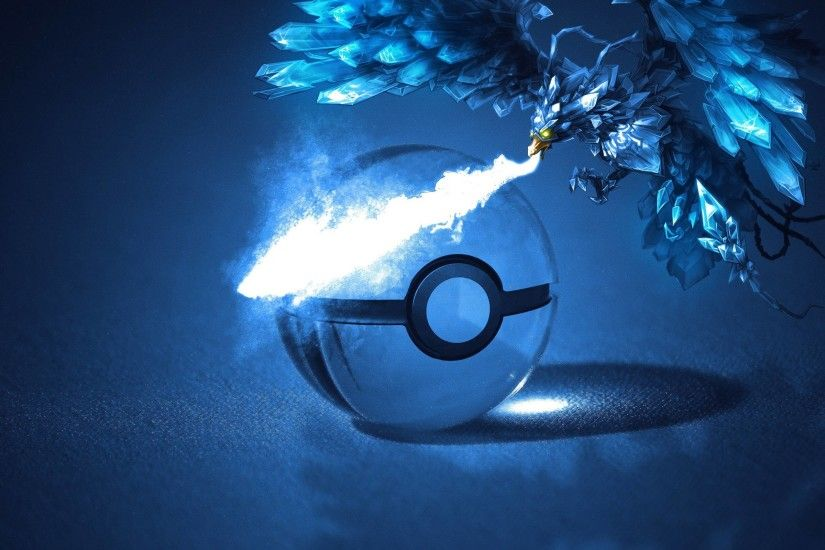 Images For > Cool Looking Pokemon Wallpaper