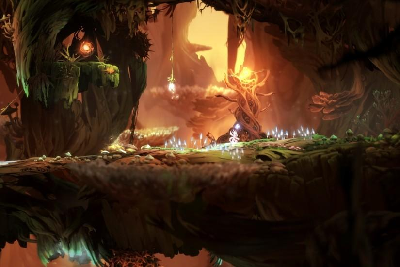 ori and the blind forest wallpaper 1920x1080 htc