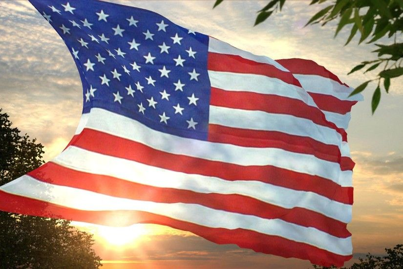 American Flag, Widescreen Wallpapers For Free