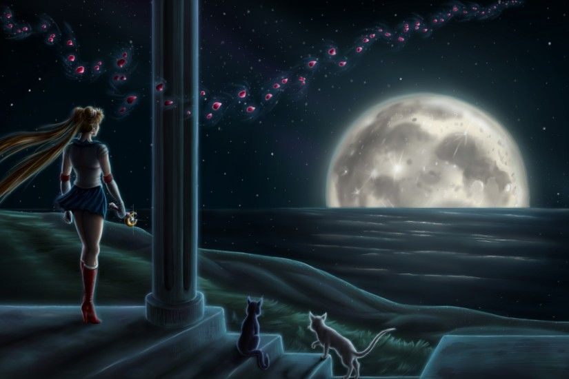 Sailor Moon HD Wallpapers Backgrounds Wallpaper 1920×1200