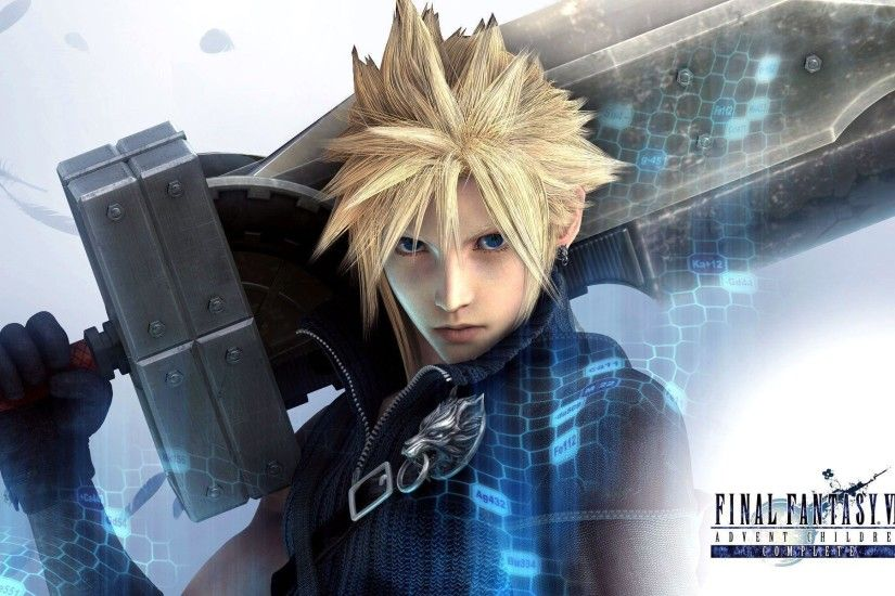 Image - Cloud Wallpaper.jpg - The Final Fantasy Wiki has more .