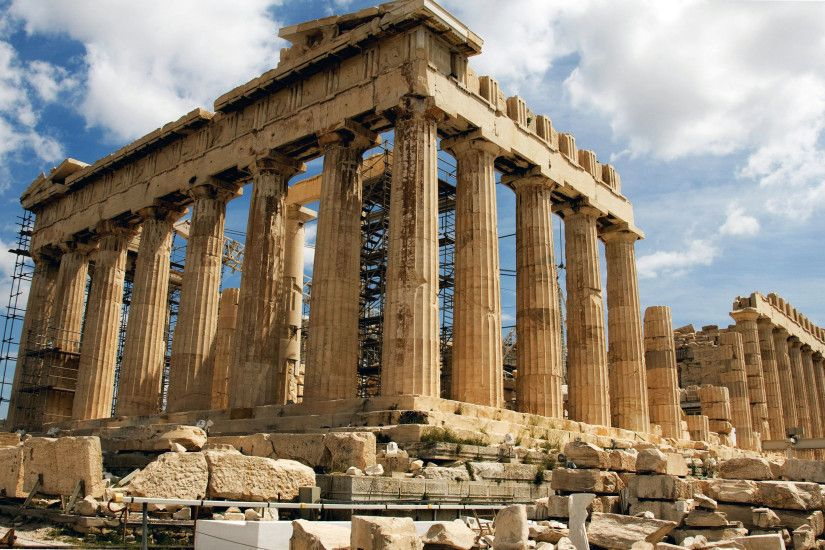 ... parthenon full hd wallpaper - wallpaperdx.com || Best HD Wallpapers ...