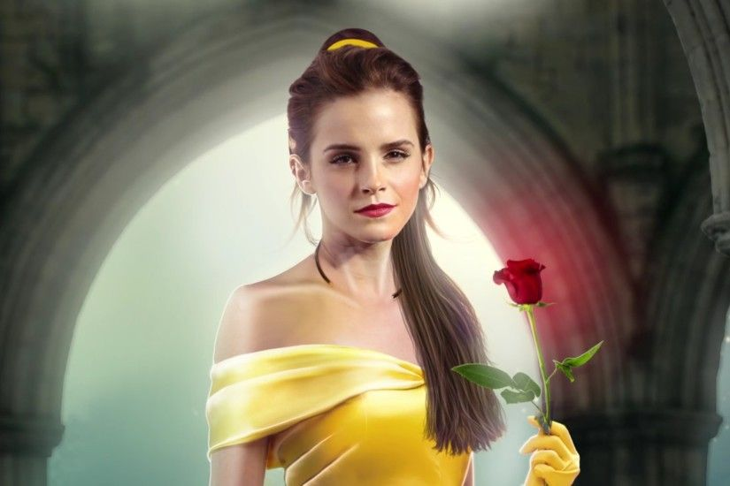 Beauty And The Beast VS Beauty And Beast 2017 images Emma Watson As Belle 2017  HD wallpaper and background photos