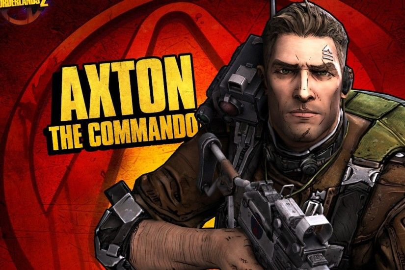 ... Borderlands 2 Skill Calculator: Commando Axton | Death Battle Fanon  Wiki | FANDOM powered by Wikia ...
