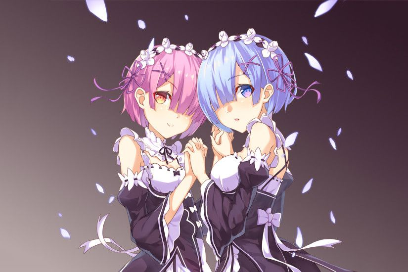 847 Re:ZERO -Starting Life in Another World- HD Wallpapers .