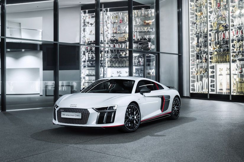 Audi R8 V10 Plus Selection 24h Special edition 4K