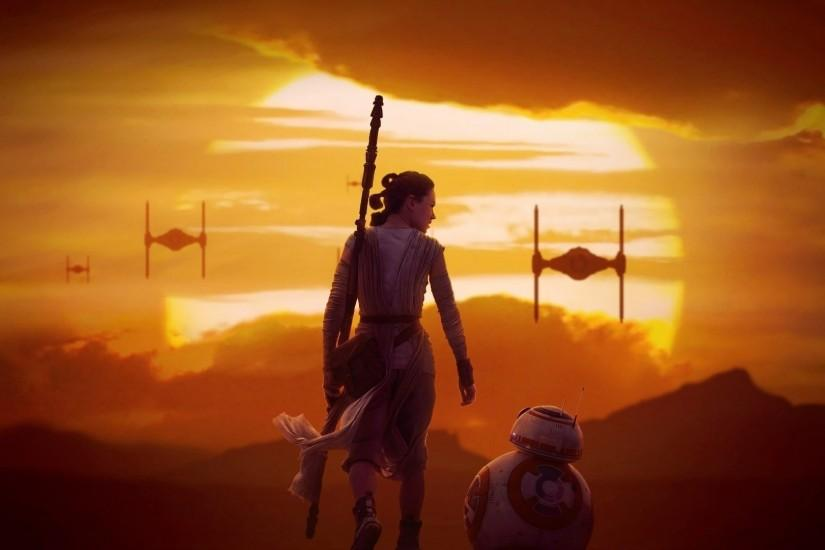 rey star wars wallpaper ...