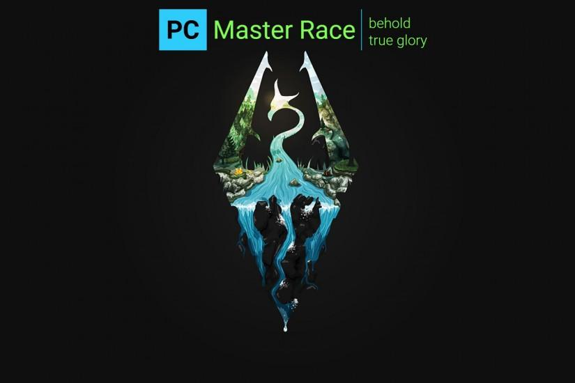 download free pc master race wallpaper 1920x1080 for 1080p