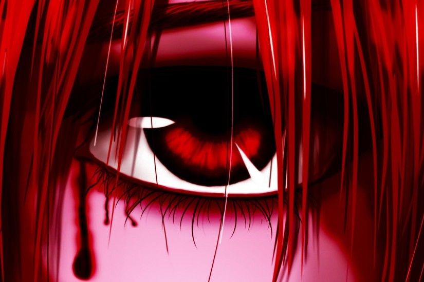 Anime - Elfen Lied Lucy (Elfen Lied) Wallpaper