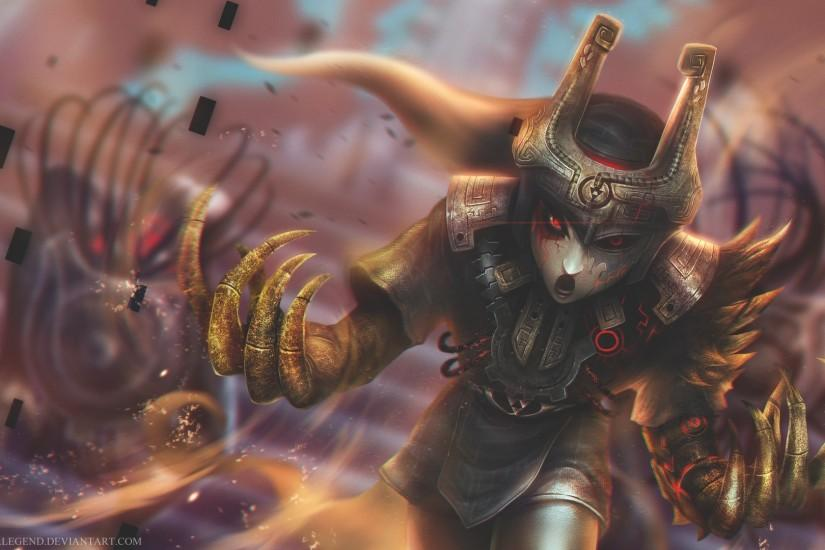 General 1920x1080 fantasy art The Legend of Zelda The Legend of Zelda: Twilight  Princess