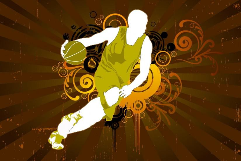 Basketball Vector HD Wallpapers | HD Wallpapers