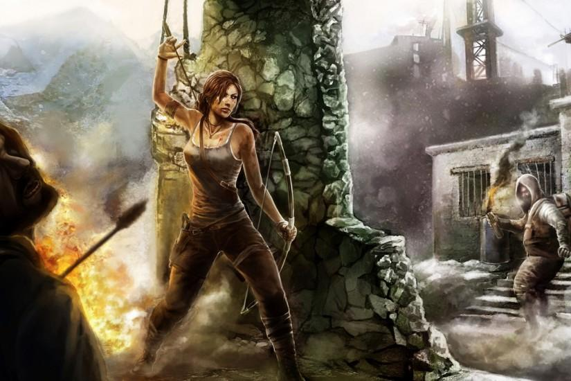 vertical tomb raider wallpaper 3840x2160 for android