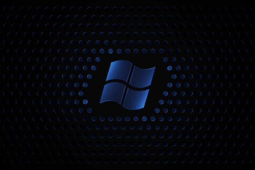 Windows logo on dotted pattern Windows logo on dotted pattern wallpaper -  Computer wallpapers - #