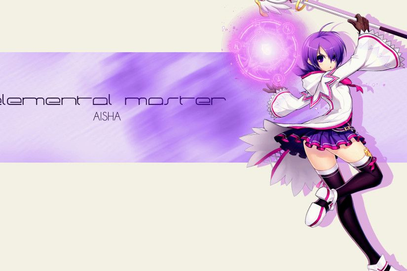Elsword - Elemental Master Wallpaper by nathanjrrf Elsword - Elemental Master  Wallpaper by nathanjrrf