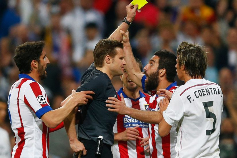 Arda Turan red card: The internet reacts after Atletico Madrid star was  sent off against Real Madrid | The Independent
