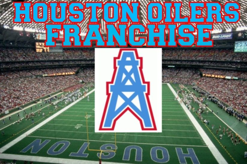 Houston Oilers CFM Madden 15 Introduction