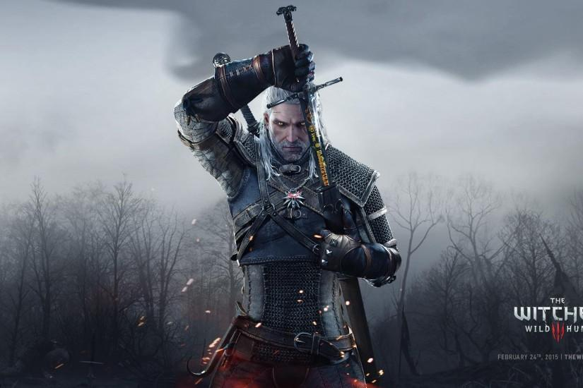 the witcher 3 wallpaper 1920x1080 samsung