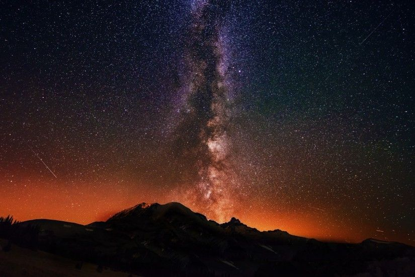 1920x1080. Galaxy Tag - Star Gazing Milky Way Galaxy Twilight COSOMS BEAUTY  AWESOME Sky Desktop Download for