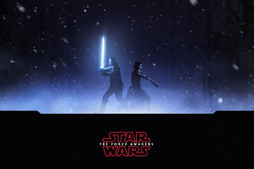 Star Wars: The Force Awakens Desktop Wallpapers