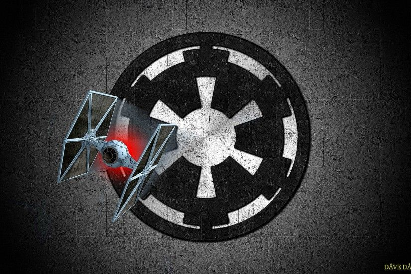 ... Hull Plate Galactic Empire TIE Fighter by Dave-Daring