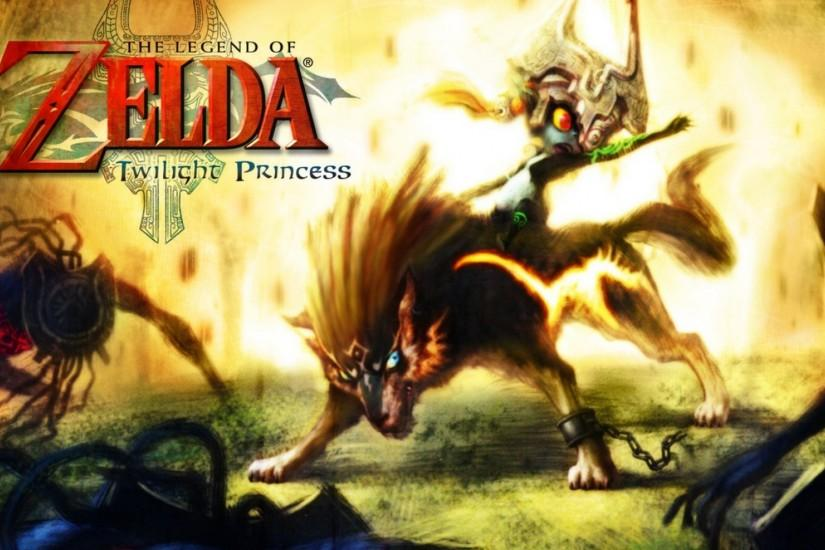 The Legend Of Zelda Twilight Princess Wallpaper Download Free.
