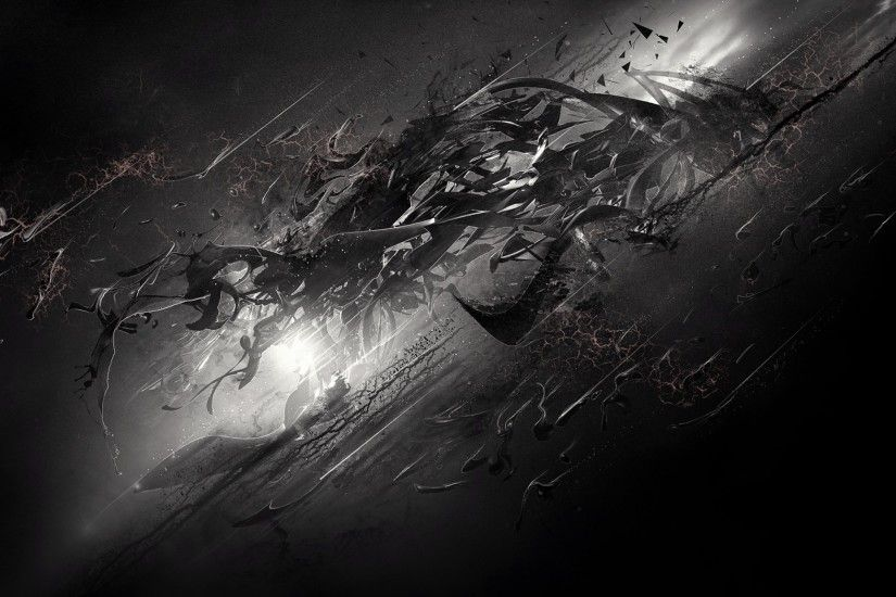 Abstract Dark Desktop Background. Download 2048x1152 ...