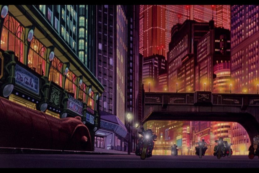 HD Wallpaper and background photos of Akira Screencap for fans of Akira  images.