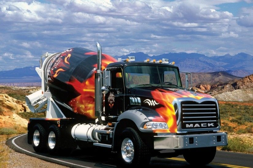 mack trucks pc backgrounds hd, 477 kB - Vilfred Jacobson