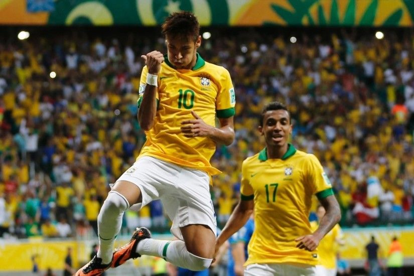 Neymar Brazil Wallpapers 2016 - Wallpaper Cave
