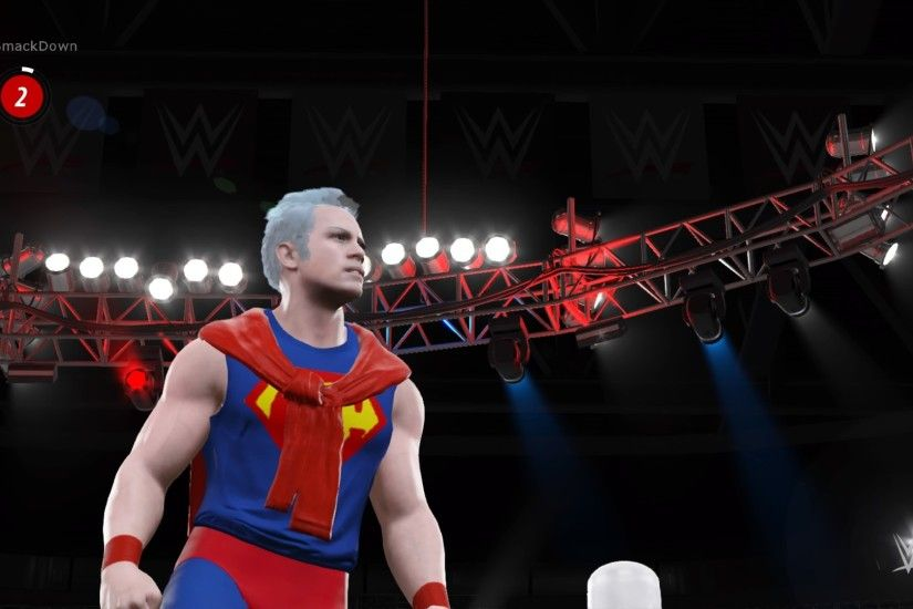 "Name: Super Claudio Height: 6'5"" Weight: 254 lbs (Heavyweight) Location:  Main Street, USA Signature Moves: Krypton Coaster (Alpamare Waterslide), ..."