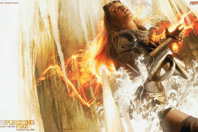 Women Magic The Gathering mtg wallpaper | 2560x1600 | 59985 | WallpaperUP