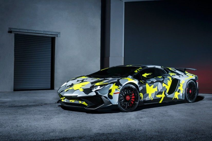 Preview wallpaper lamborghini, aventador, lp-750-4, sv 1920x1080