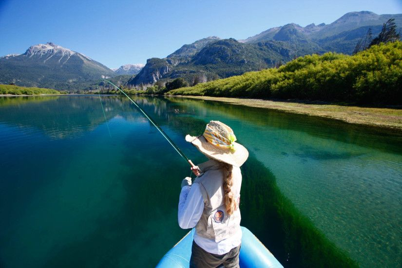 Fly fishing in new zealand with goulburn valley fly fishing centre