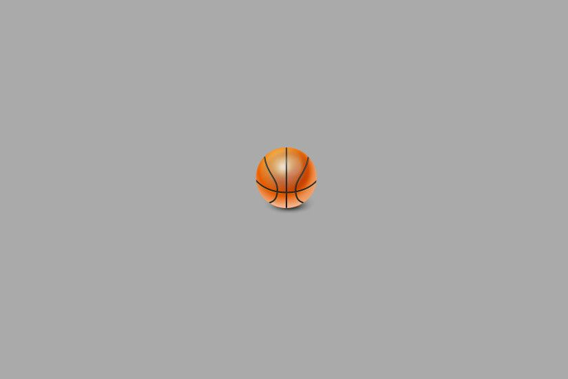 Basketball Simple Wallpaper HD by MrLoLLiPoP93 Basketball Simple Wallpaper  HD by MrLoLLiPoP93