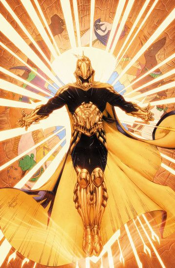 Doctor Fate Earth 2 Khalid Ben-Hassin