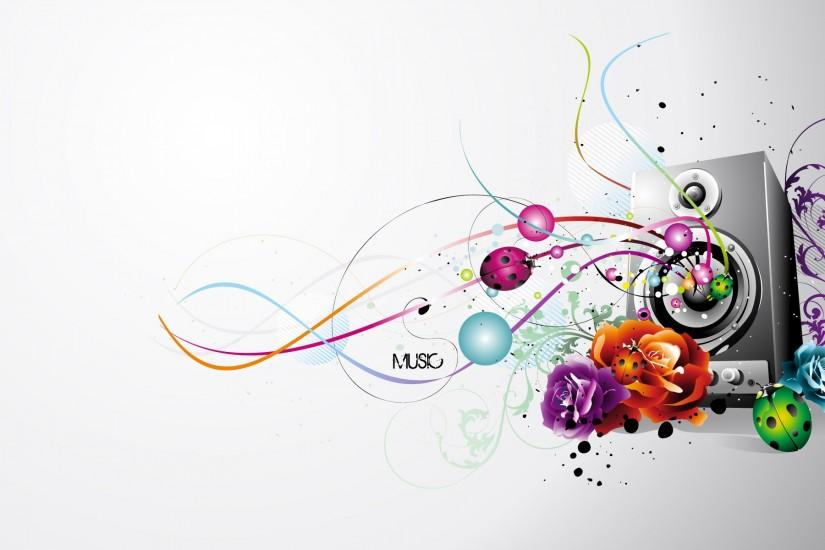 Music Abstract Wallpaper - Wallpaper, High Definition, High Quality .