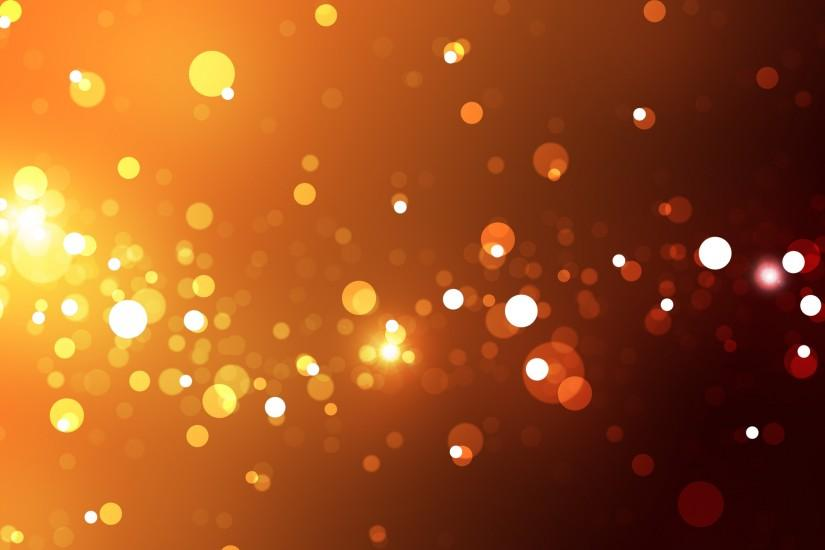 Abstract Lights Wallpaper 2560x1600 Abstract, Lights, Orange