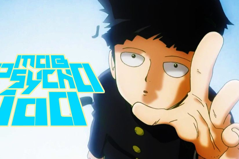 Mob Psycho 100 wallpapers
