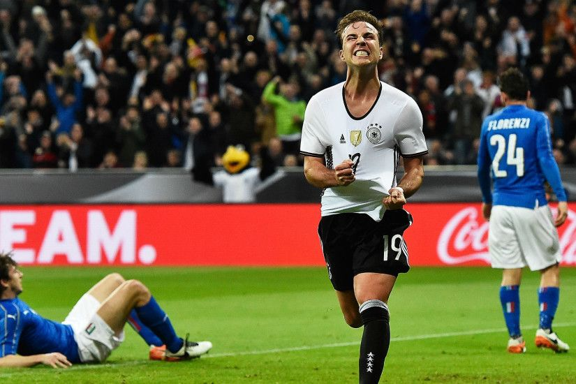 Germany 4-1 Italy: Ozil seals emphatic win for Low's men ...