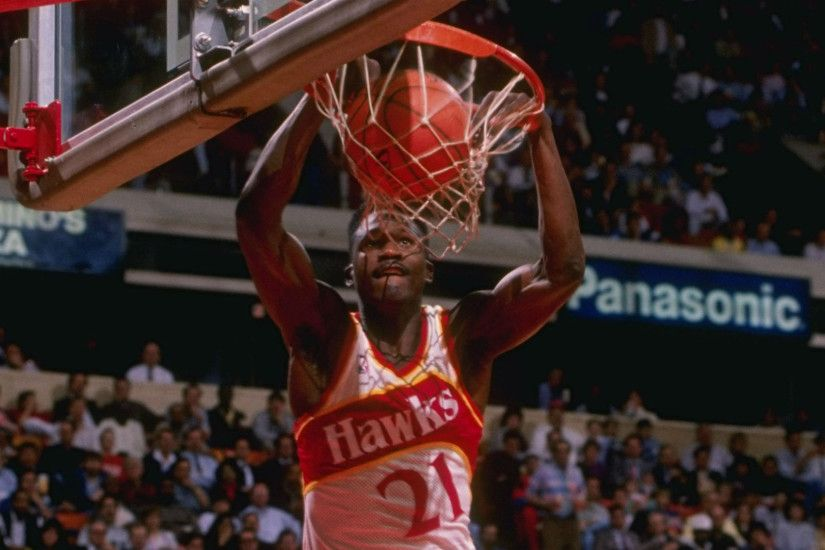 Dominique Wilkins still thinks he beat Michael Jordan in 1988 Slam Dunk  Contest | Other Sports | Sporting News